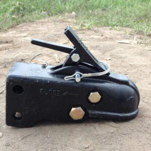 2 5/16 12.5k Adjustable Trailer Bumper Pull Coupler
