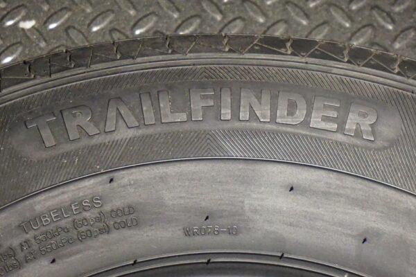 """16"""" inch 10 ply Radial Trailer Tire - ST 235/80 R16 - Range E"""