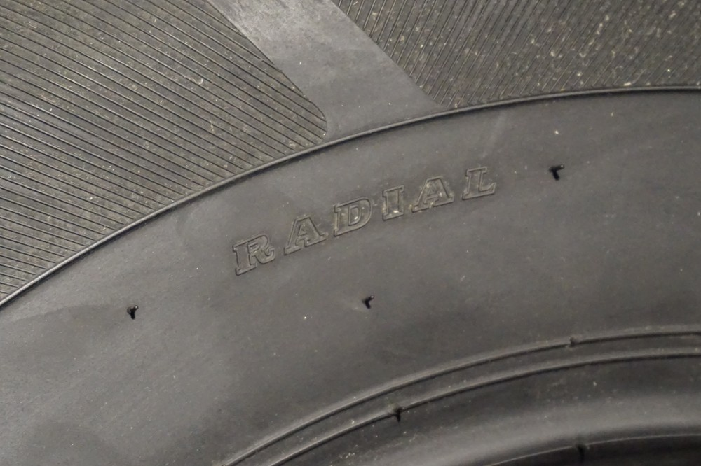 16 Inch 10 Ply Radial Trailer Tires St 235 80 R16 Load Range E Tk
