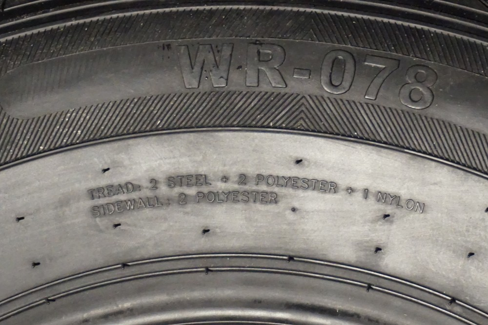 15 10 Ply Radial Trailer Tire St 225 75 R15 Load Range E Tk