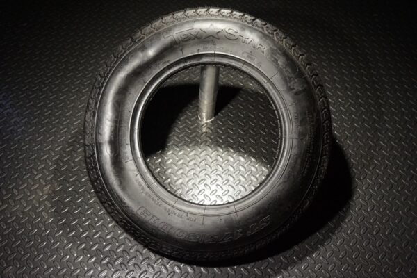 "13"" inch 6 ply Bias Trailer Tire - ST 175/80 D13 - Load Range C"