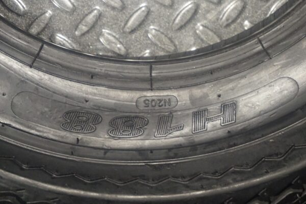 "12"" inch 4 ply Bias Trailer Tire - ST 4.80 D12 - Load Range B"