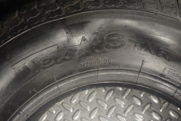 "15"" inch 6 ply Bias Trailer Tire - ST 205/75 D15 - Load Range C"