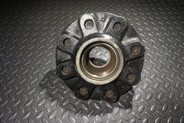 7k Trailer Axle Hub - 7000 lb Capacity