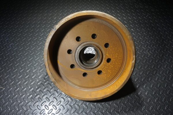 7k Trailer Axle Hub and Drum - 7000 lb Capacity