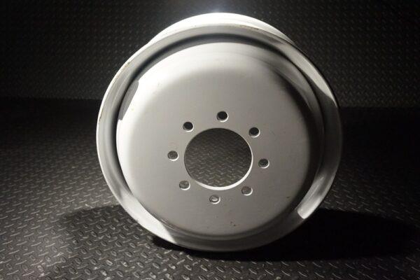 """17.5"""" inch 8 lug Dual Trailer Wheel 8x6.5 Bolt"""