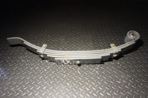 5k Trailer Heavy Duty Slipper Spring - 5,000 lb Capacity Each - (10,000 lb Axle)