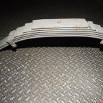 6k Trailer Heavy Duty Slipper Spring - 6,000 lb Capacity Each - (12,000 lb Axle)