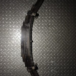 7.5k Trailer Heavy Duty Slipper Spring - 7500 lb Capacity Each - (15000 lb Axle)