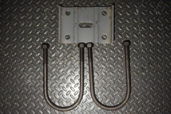 7.5k Trailer U-bolt Kit - 7,500 lb Capacity Each - (12,000/15,000 lb Axle)