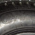 "16"" inch 10 ply Bias Trailer TWA - ST 750 D16 - 8 lug - E"