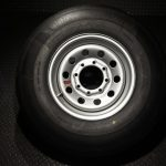 """16"""" inch 12 ply Radial Trailer TWA - ST 235/85 R16 - 8 lug -F"""