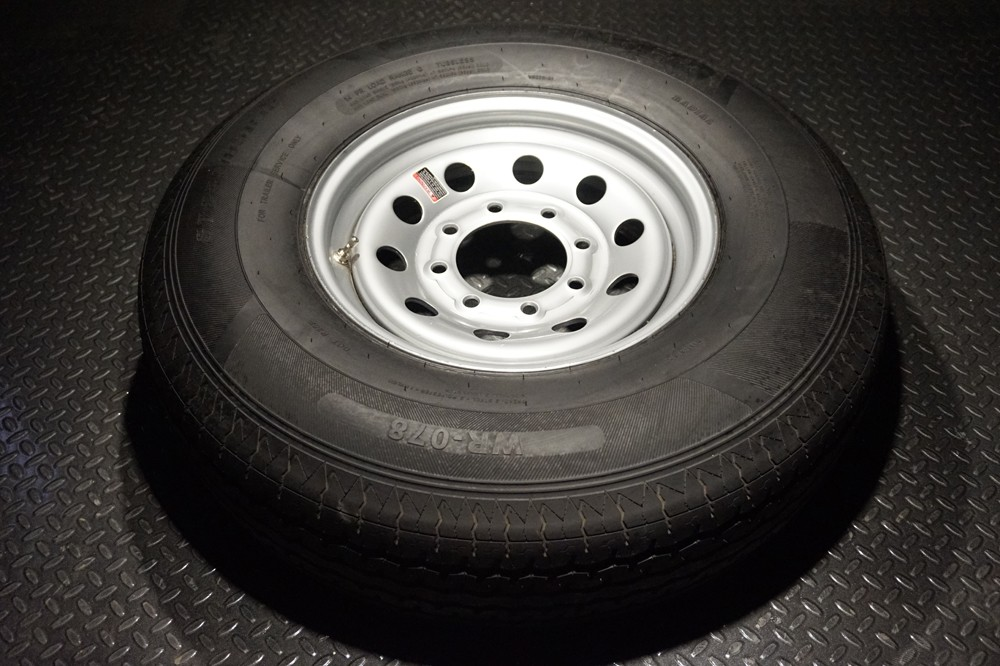 16 14 Ply Radial Trailer Twa St 235 85 R16 8 Lug Trailer Tire Tk