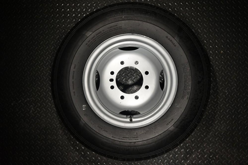 "16"" inch 10 ply RadialTrailerTWA - ST 235/80 R16-8 lug Dually-E - TK Trailer PartsTK Trailer Parts"