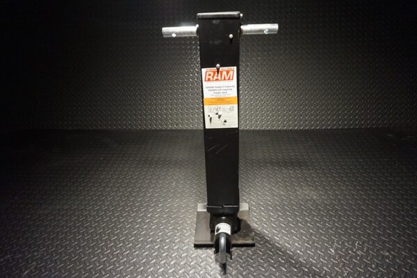 12k Drop Leg Trailer Jack - 12500 lb Capacity