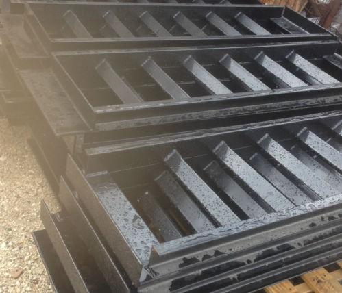 8k Dump Ramps - 8000 lb Capacity