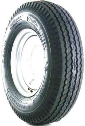 "16"" inch 10 ply Bias Trailer Tire - ST 7.50 D16 - Load Range E"