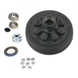 6-7k Hub and Drum Assembly - 6000-7000 lb 8 lug ( 25580 )