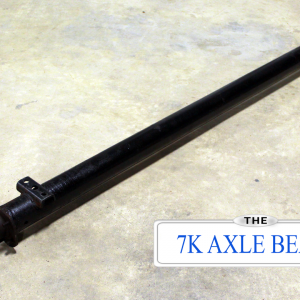 7k Dexter Trailer Axle - 7000 lb Beam Only