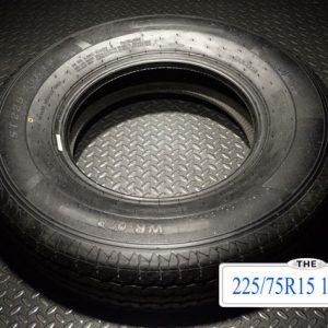15 Inch 10 ply Radial Trailer Tire - ST 225/75R15 - Load Range E
